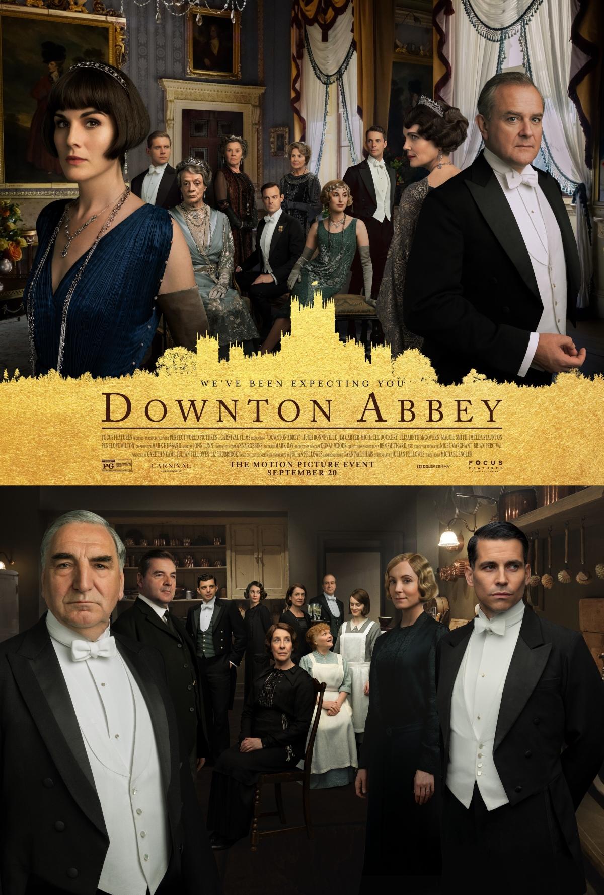 Downton Abbey Movie
